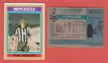 Newcastle United Alan Gowling 313